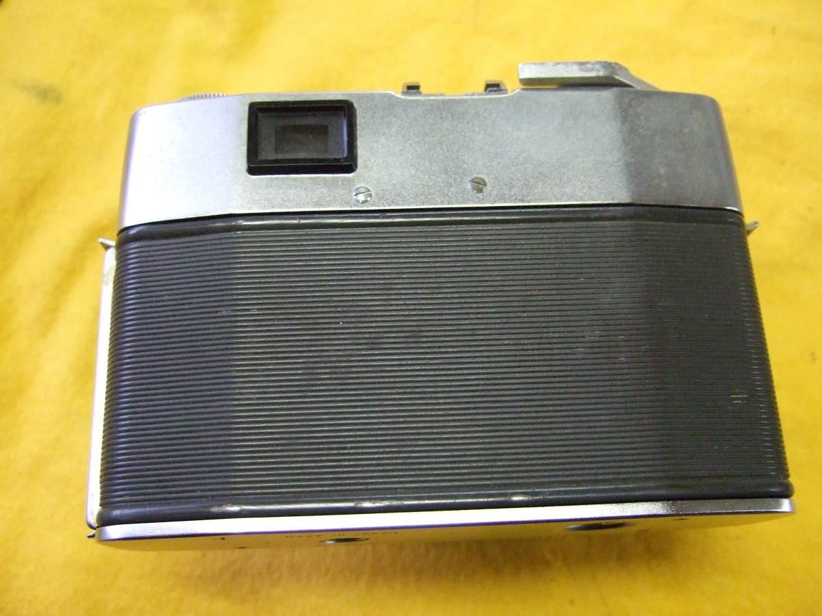 リコー RICOH 300S / RIKEN 118553  RICOH F=2.8 f=4.5cm カメラ フィルムカメラ ジャンク扱い _画像4