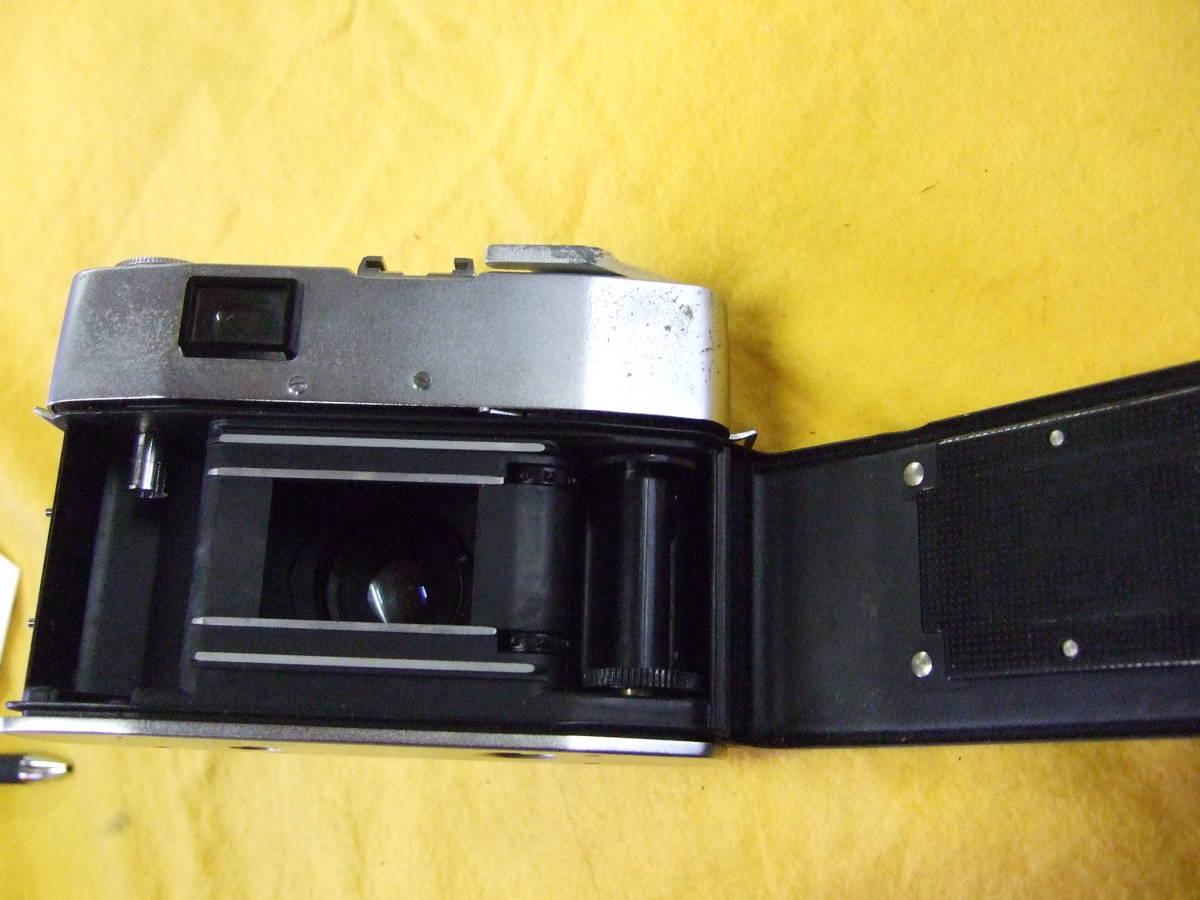 リコー RICOH 300S / RIKEN 118553  RICOH F=2.8 f=4.5cm カメラ フィルムカメラ ジャンク扱い _画像6