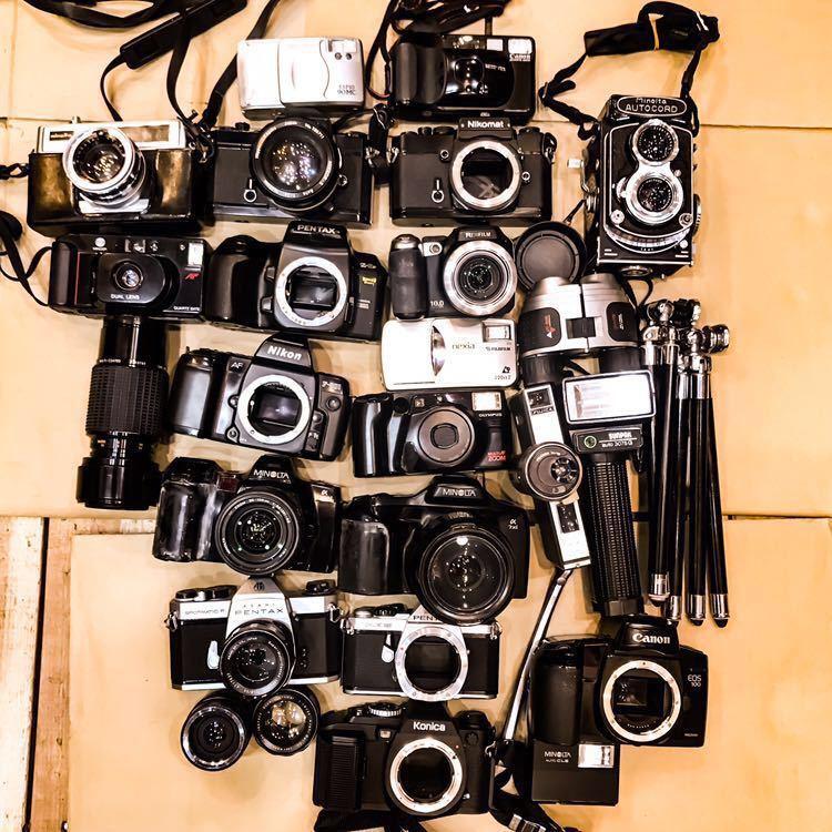 каната увлекательный много фотоаппаратов картинка изделия немецкого