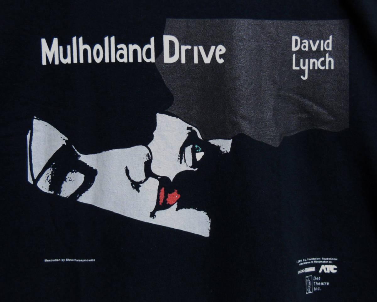 マルホランド ドライブ Tシャツ デヴィッド リンチbdツインtwinピークスpeaksエレファントdvdマン1イレイザーヘッドbluブルーrayベルベット_画像1