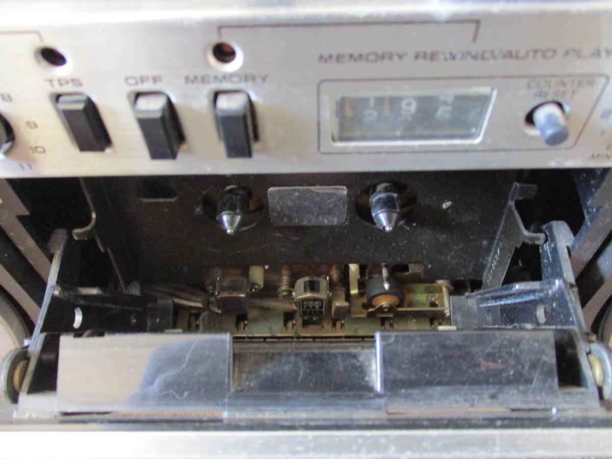 used品 希少 ナショナル 5BAND RADIO カセット RX-7700 完動品 mh_画像4
