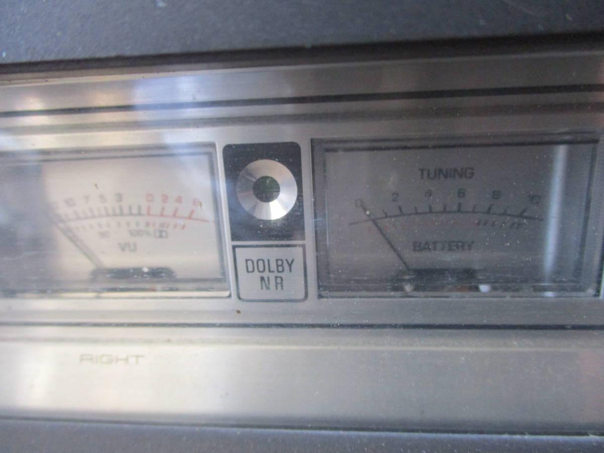 used品 希少 ナショナル 5BAND RADIO カセット RX-7700 完動品 mh_画像5