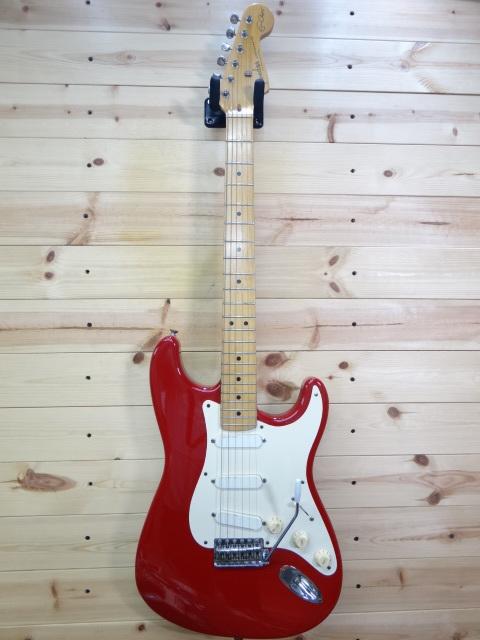即配送!超貴重!FenderUSA 初年度1988年 エリック・クラプトン シグネイチャー◆Eric Clapton Signature◆TORINO RED トリノレッド_画像1