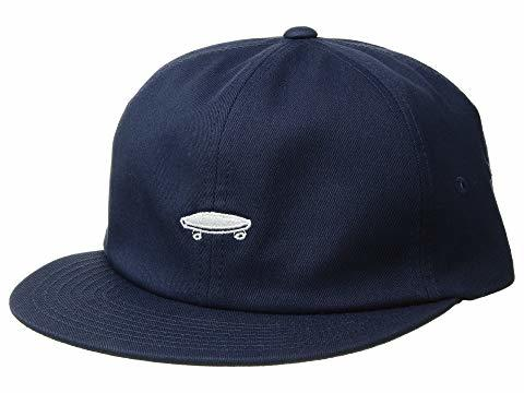 Vans Salton II Jockey Hat Dress Blue キャップ