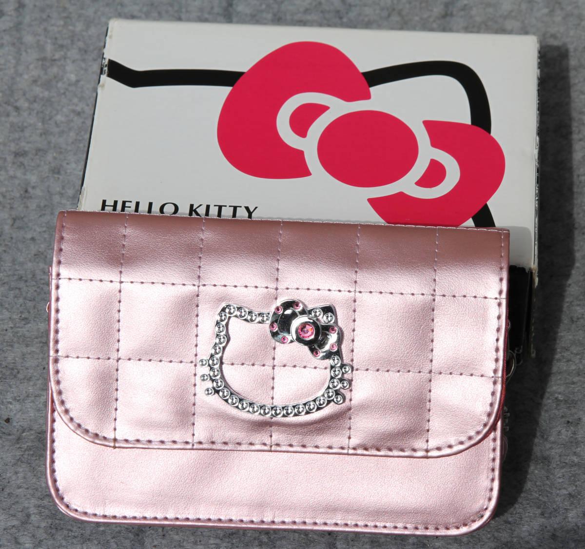 女の子必見!非売品 HELLO KITTY CRYSTAL BAG☆ハローキティ クリスタルバック マクドナルド販促品_画像1
