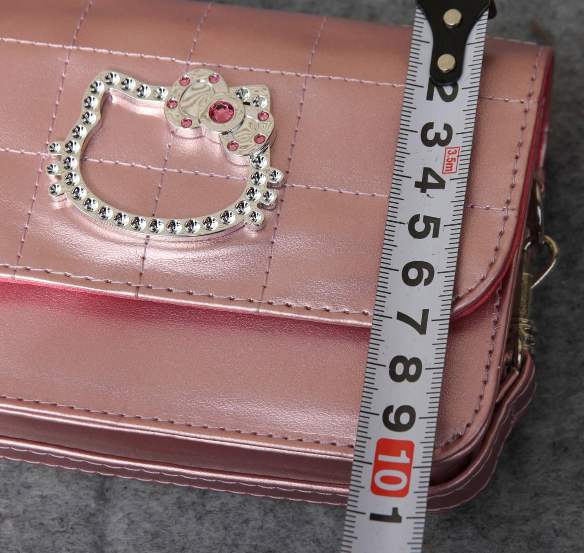 女の子必見!非売品 HELLO KITTY CRYSTAL BAG☆ハローキティ クリスタルバック マクドナルド販促品_画像8