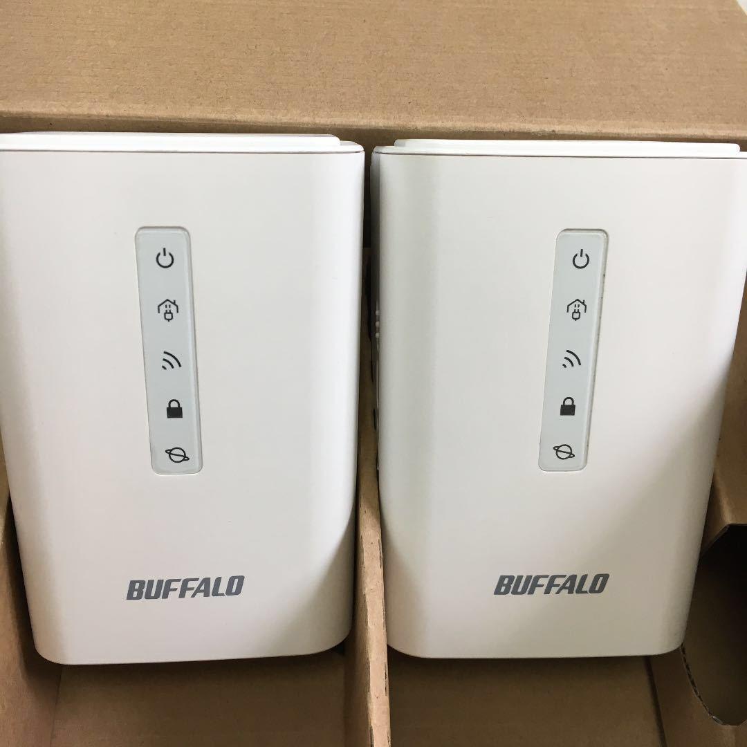 ☆超美品 バッファロー 無線LAN PLCアダプター  WPL-05G300/2_画像3