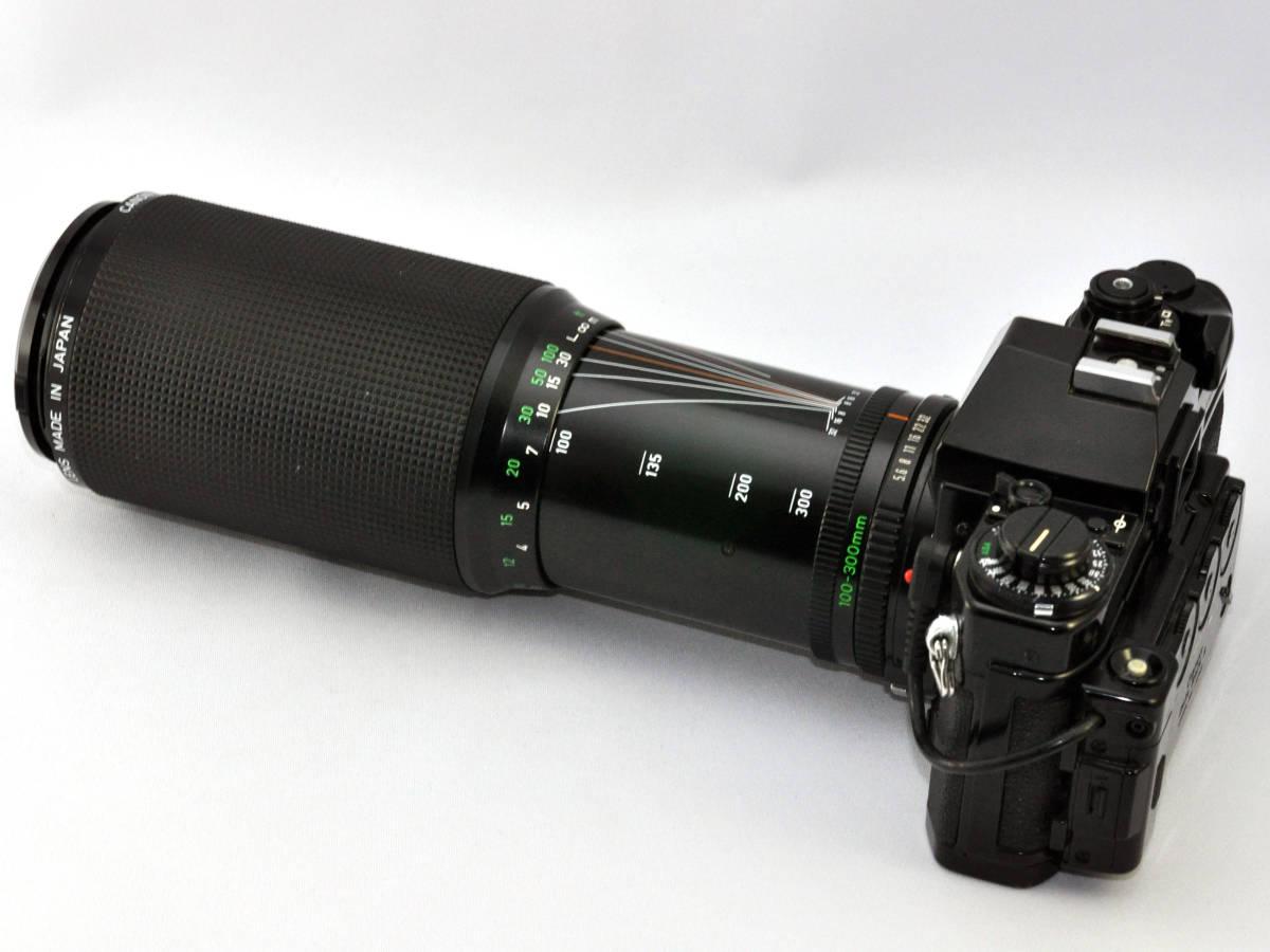 キャノン フィルムカメラ A-1 + ズームレンズ Canon_画像4