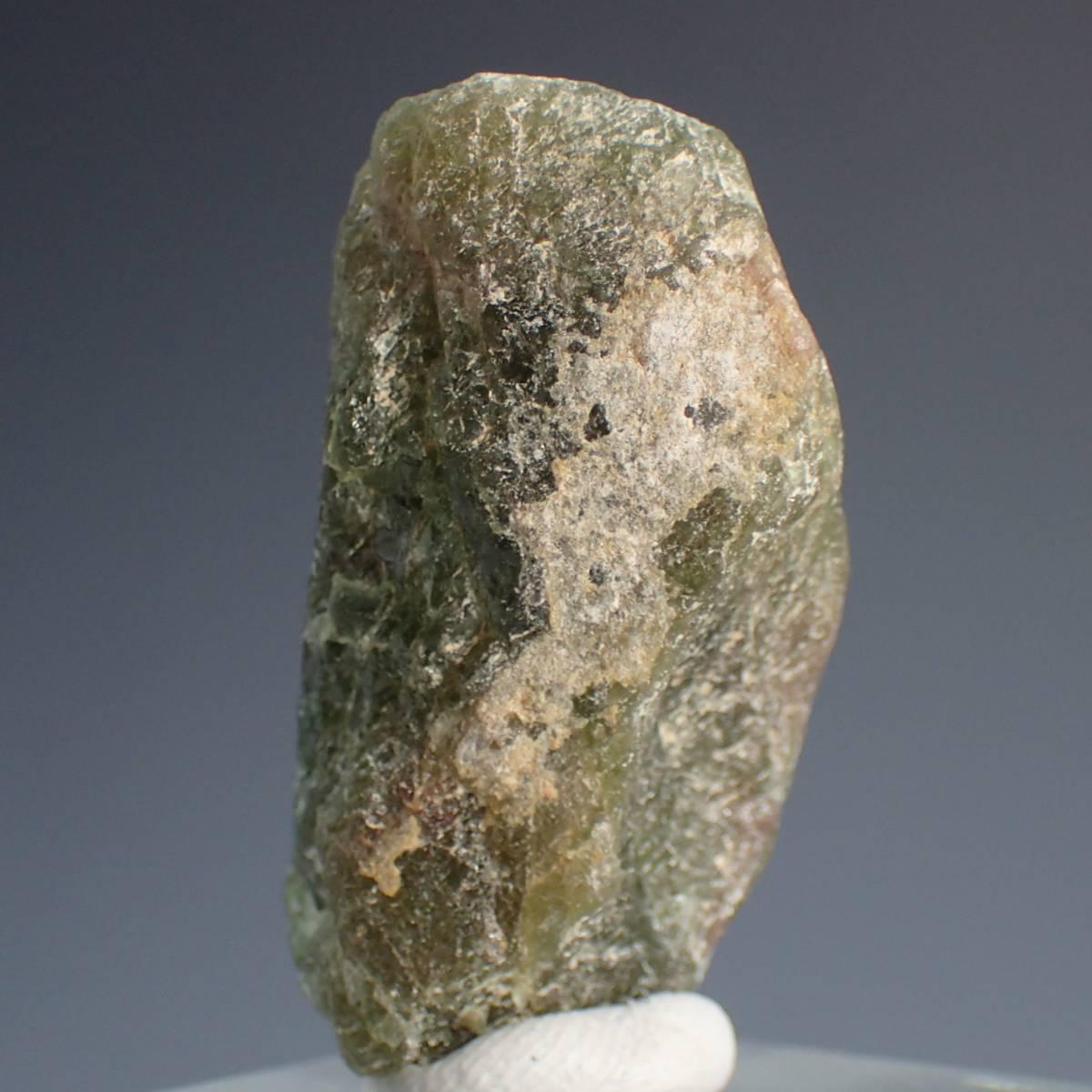 マダガスカル共和国産 グリーンアパタイト 原石 26.3g 天然石 鉱物標本 緑色燐灰石 パワーストーン_画像2