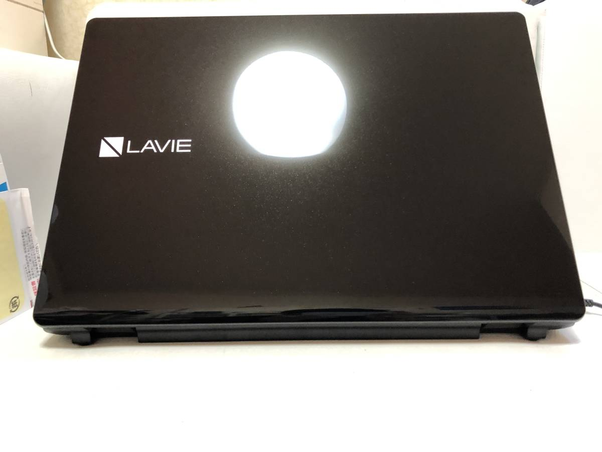 美品/2015年モデル/NEC/Lavie/NS750/BAB/PC-NS750BAB/Core i7-5500U 2.40GHz/8GB/新品SSD 640GB/FHD/OFFICE2019/タッチパネル/Windows10_画像5