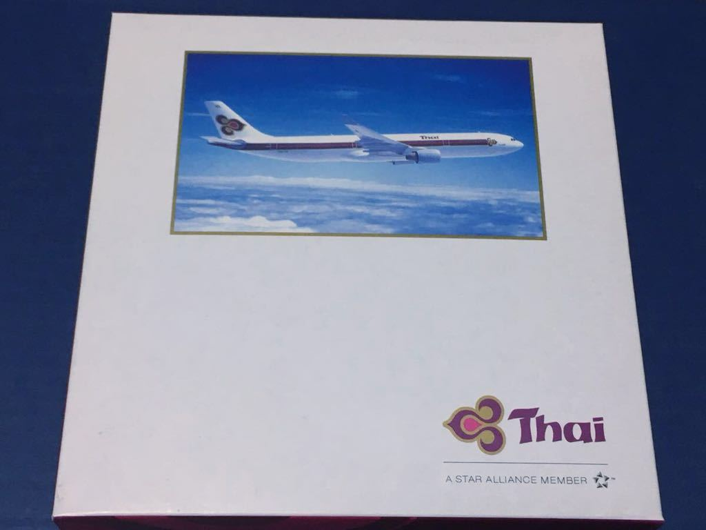 【DRAGON 1/400】限定品 タイ国際航空 A330-300 HS-TEA