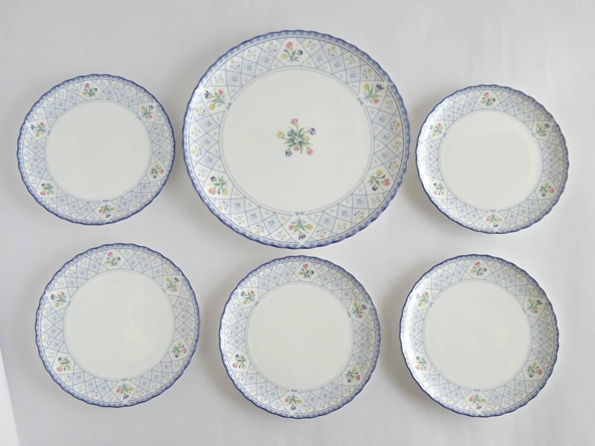 ◆◇ノリタケ オランジュリー パーティーセット 大皿 ケーキ皿◇◆