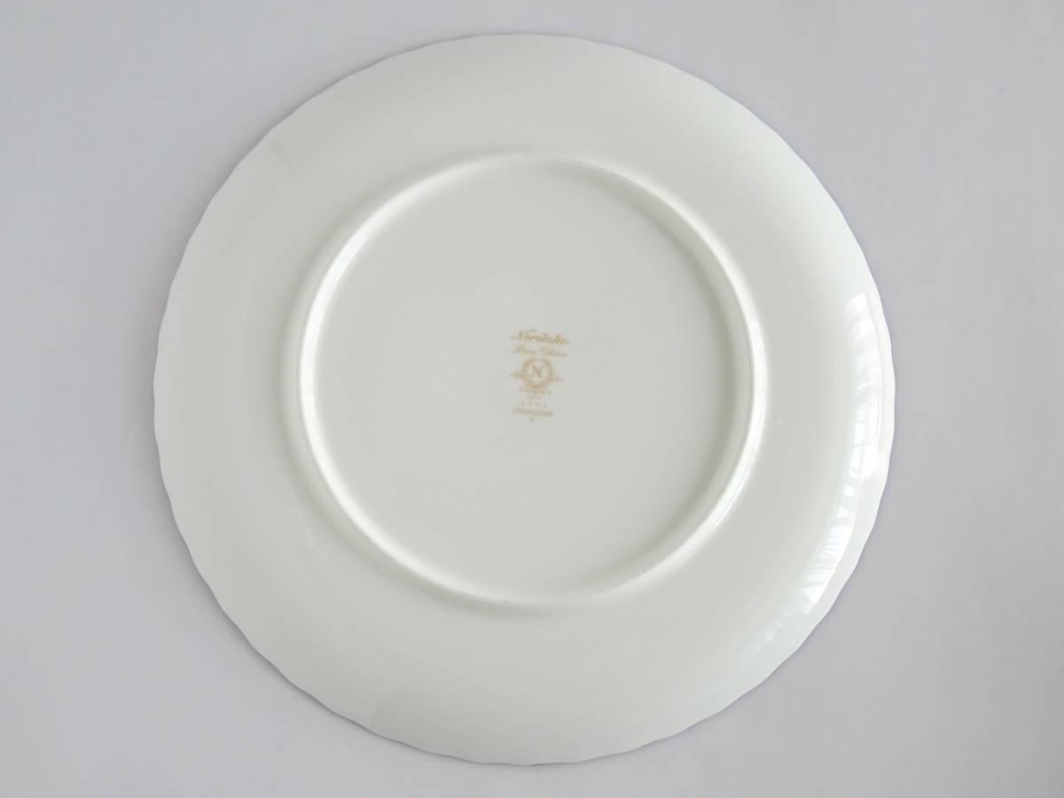 ◆◇ノリタケ オランジュリー パーティーセット 大皿 ケーキ皿◇◆_画像3