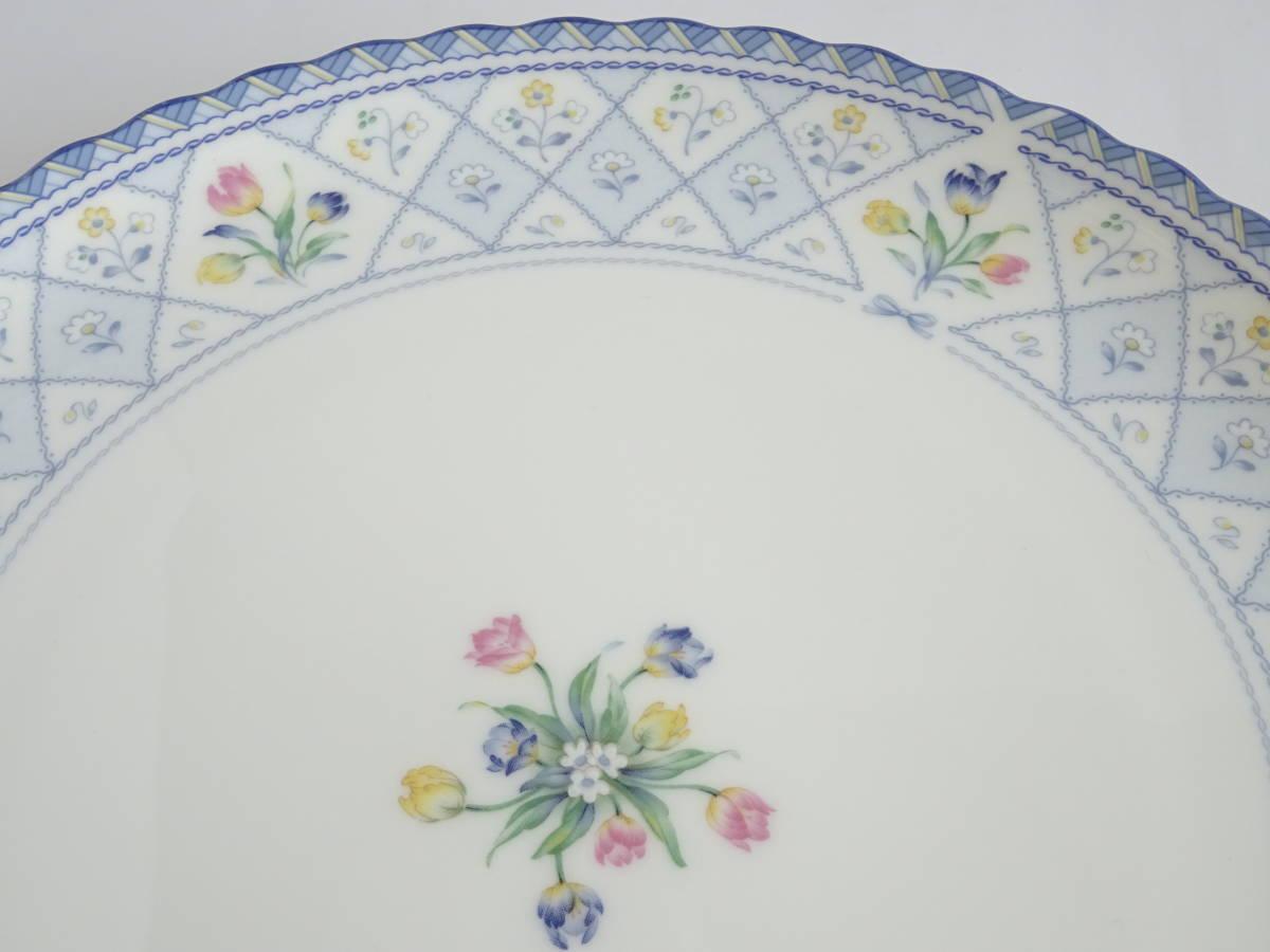 ◆◇ノリタケ オランジュリー パーティーセット 大皿 ケーキ皿◇◆_画像4