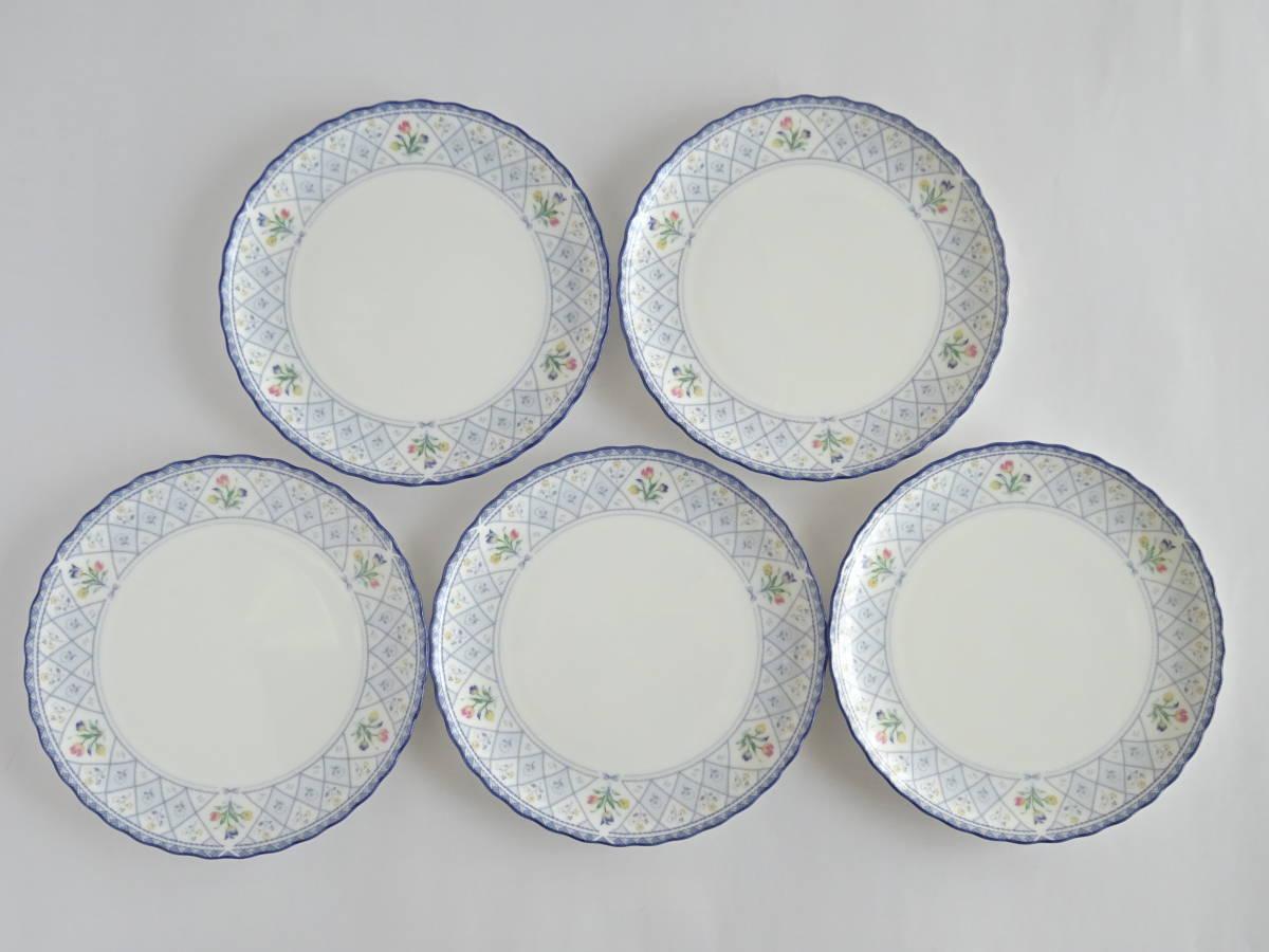 ◆◇ノリタケ オランジュリー パーティーセット 大皿 ケーキ皿◇◆_画像5