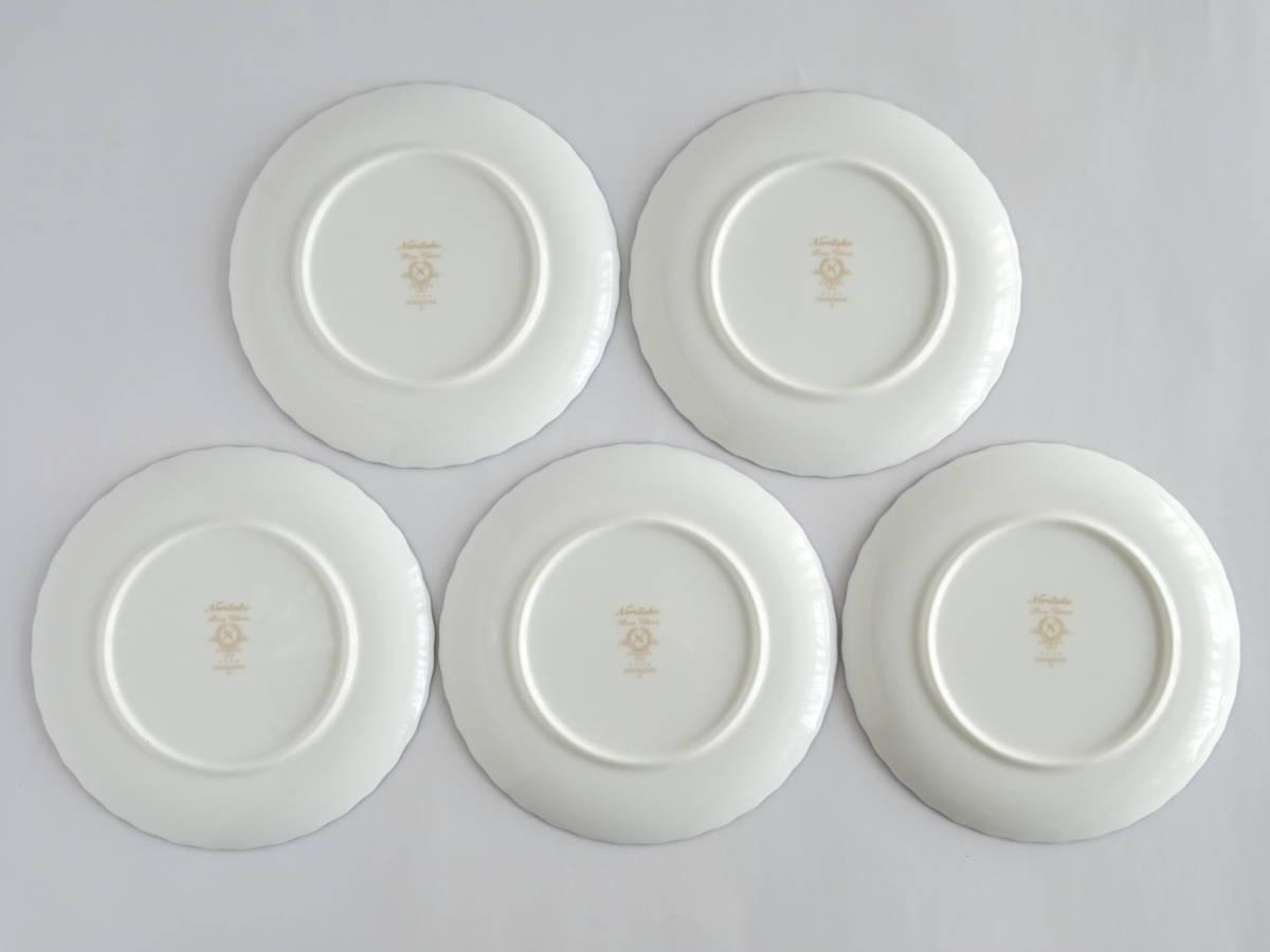 ◆◇ノリタケ オランジュリー パーティーセット 大皿 ケーキ皿◇◆_画像6