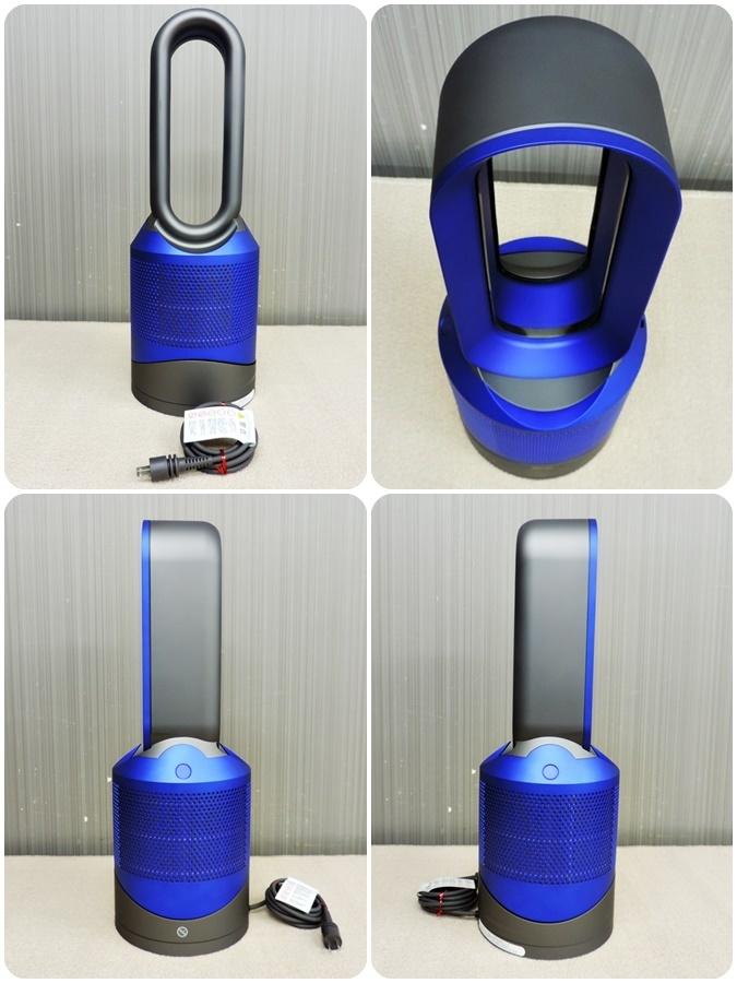 ◆Dyson/ダイソン◆空気清浄機能付きファンヒーター Pure Hot+Cool【HP01】_画像2