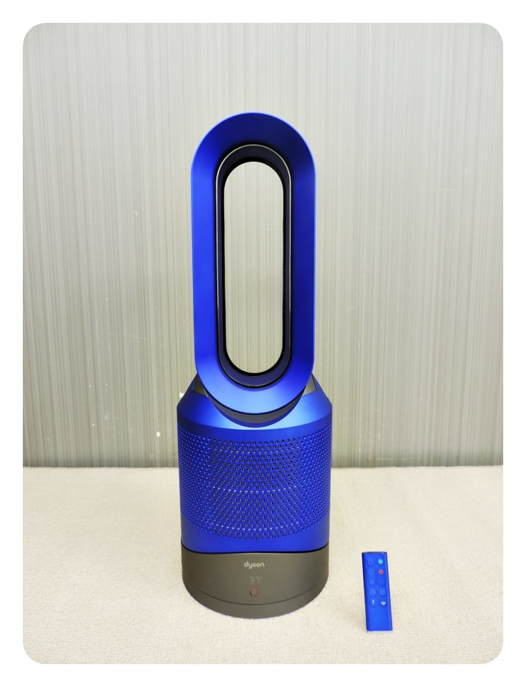 ◆Dyson/ダイソン◆空気清浄機能付きファンヒーター Pure Hot+Cool【HP01】