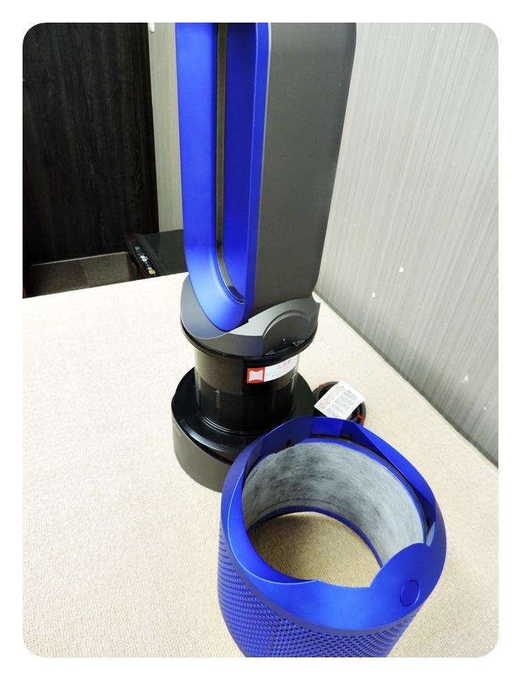 ◆Dyson/ダイソン◆空気清浄機能付きファンヒーター Pure Hot+Cool【HP01】_画像5