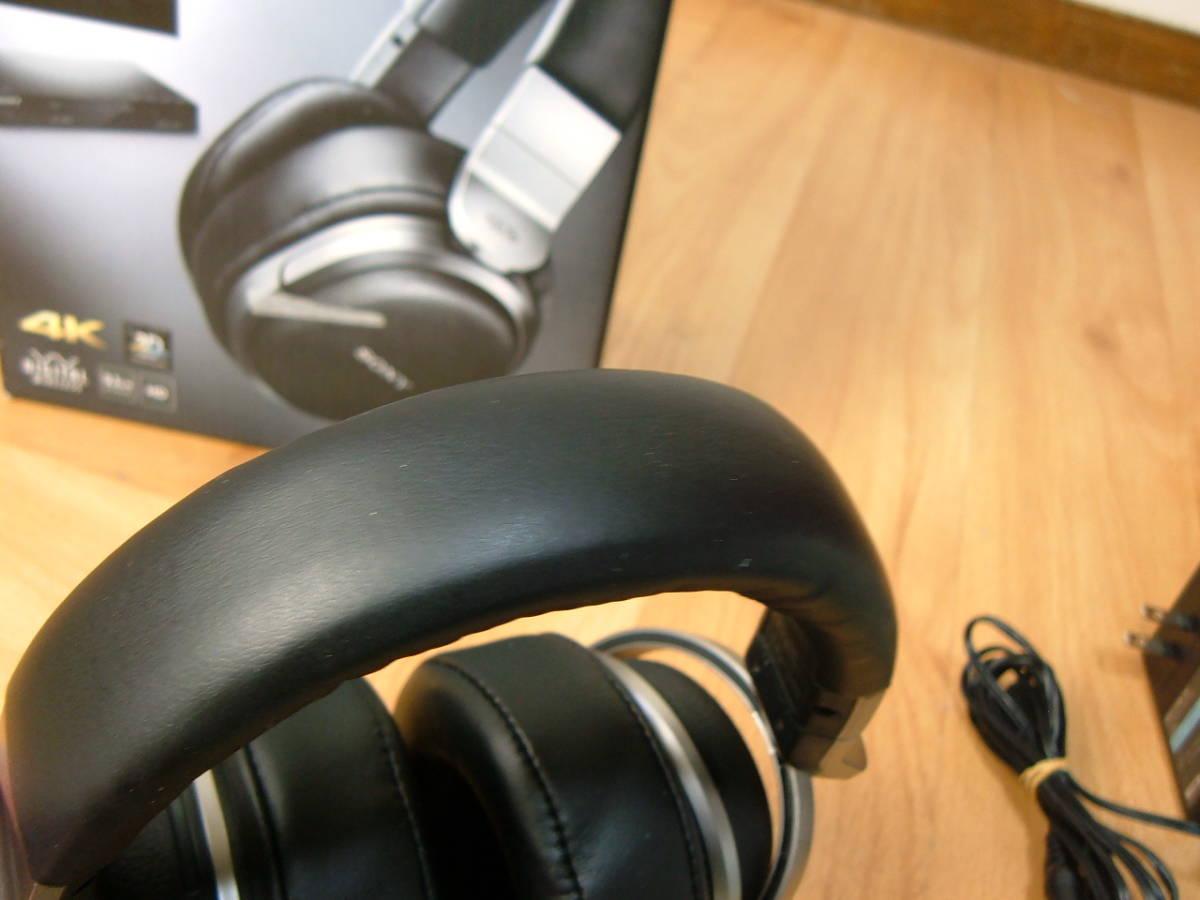 59 【極上品】ソニー 9.1ch デジタルサラウンド ヘッドホンシステム MDR-HW700DS_画像9