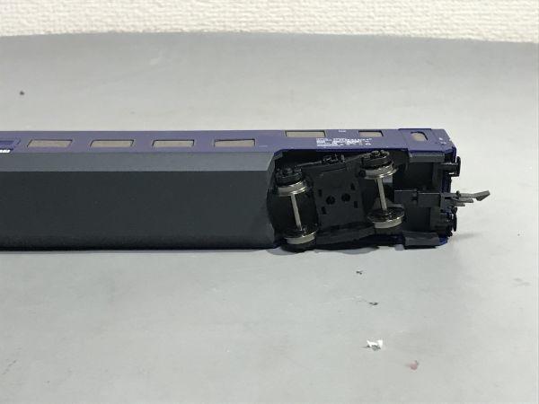 3#E1/3522 HERIS ヘリス 11051 W LABm 2階建て個室寝台車 美品 現状品 箱付き 定形外340_画像8