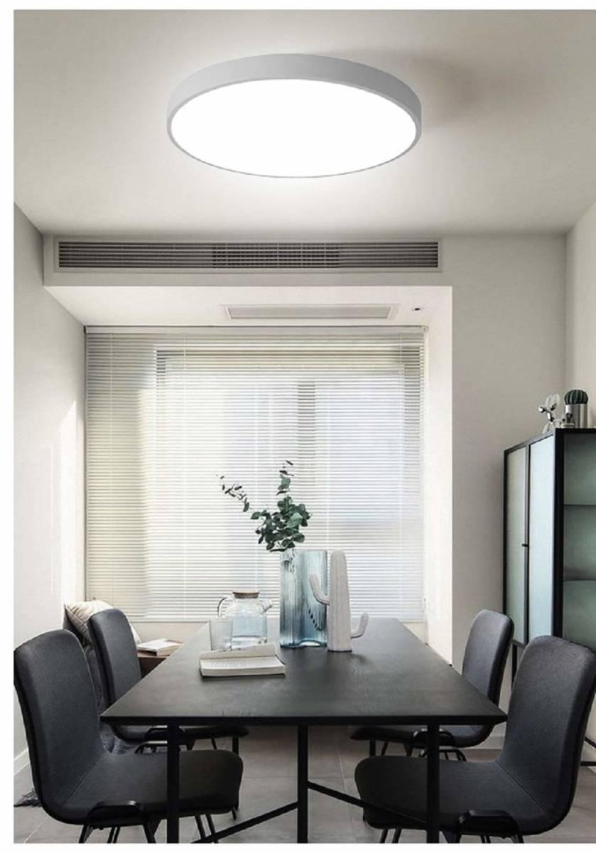 新品●LEDシーリングライト ~6畳 調光 調色 LED照明 リモコン付き 薄型 LEDライト LEDランプ LED常夜灯 LEDシーリング 照明器具 U4150_画像5