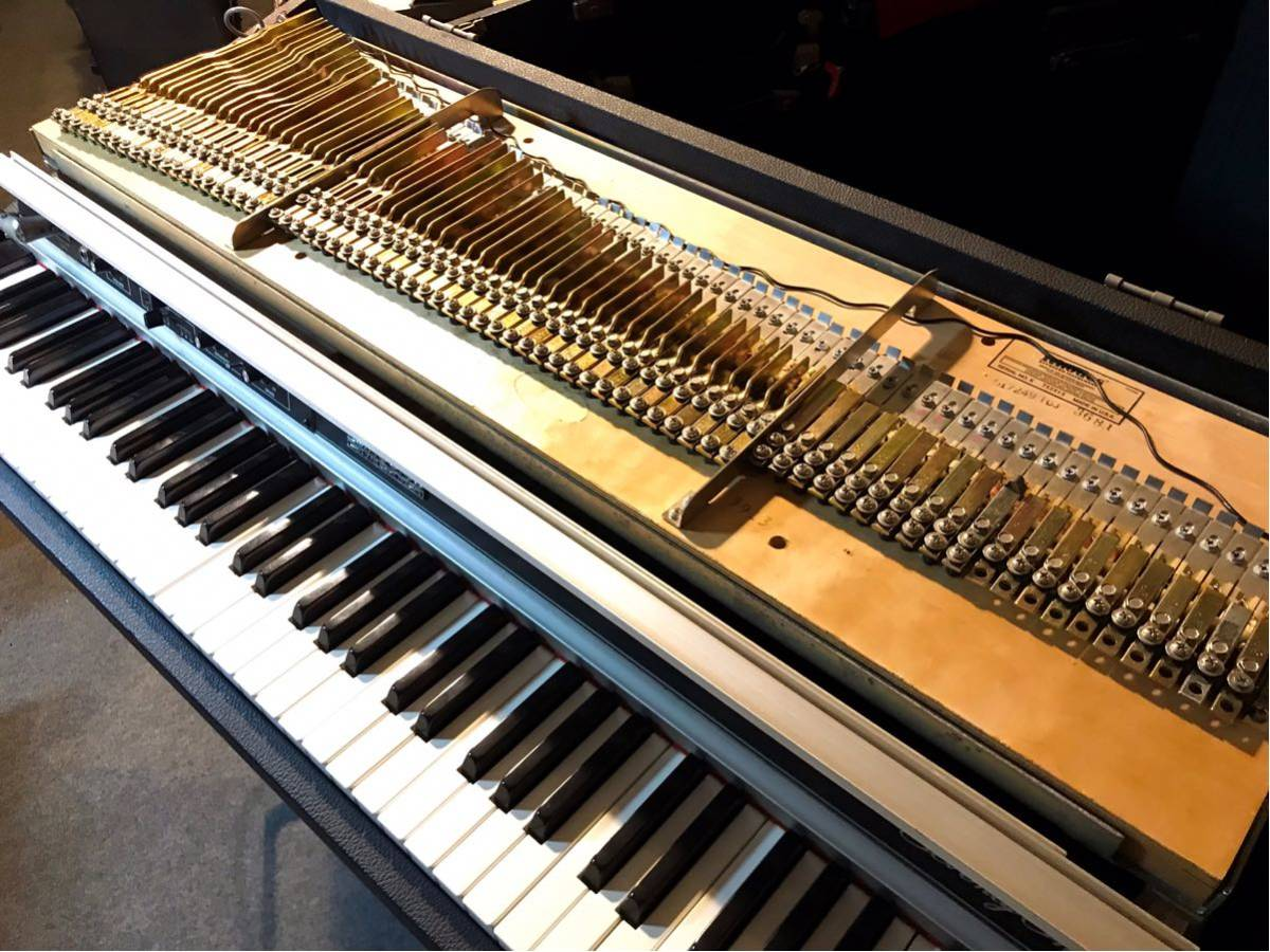 Rhodes Piano Mark II Suitcase 73(動作品)_画像4