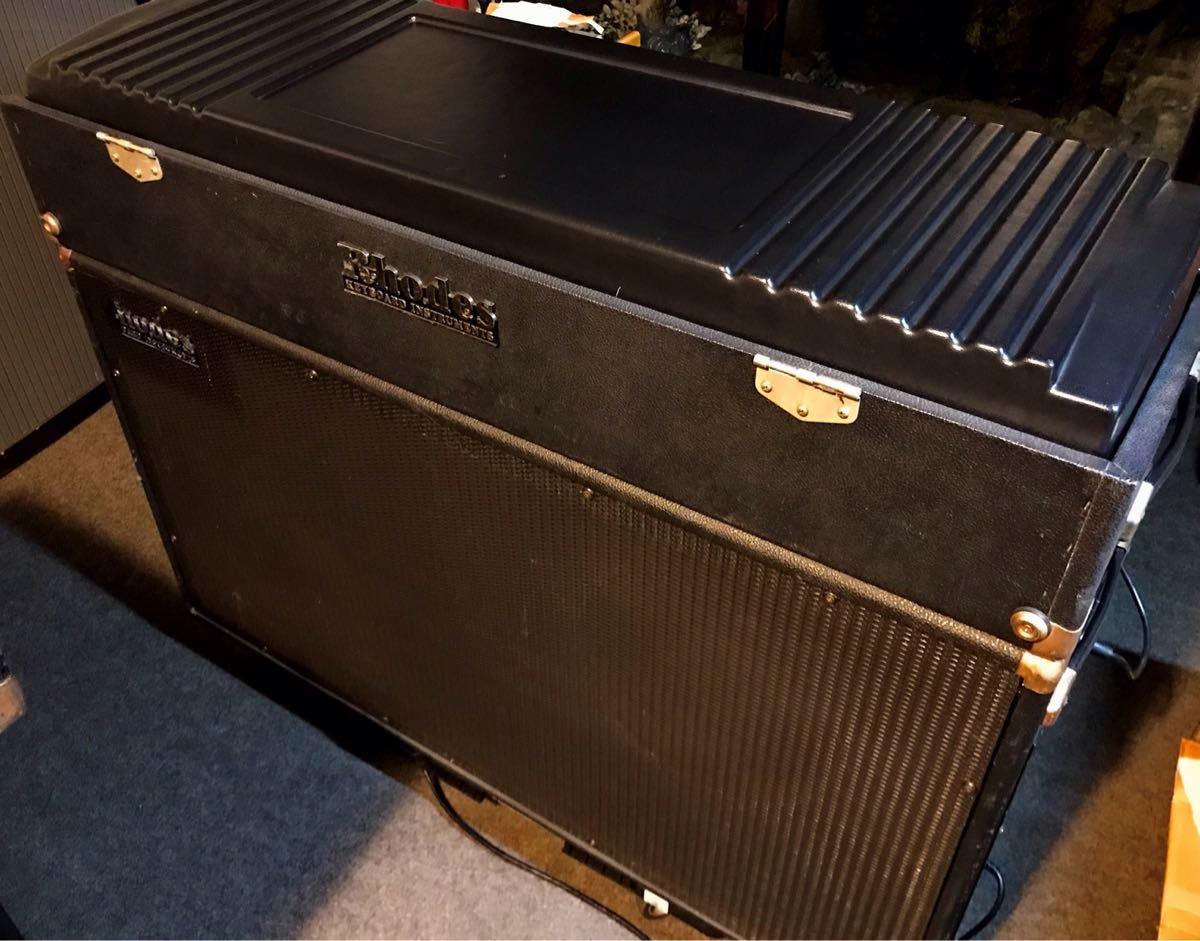 Rhodes Piano Mark II Suitcase 73(動作品)_画像3