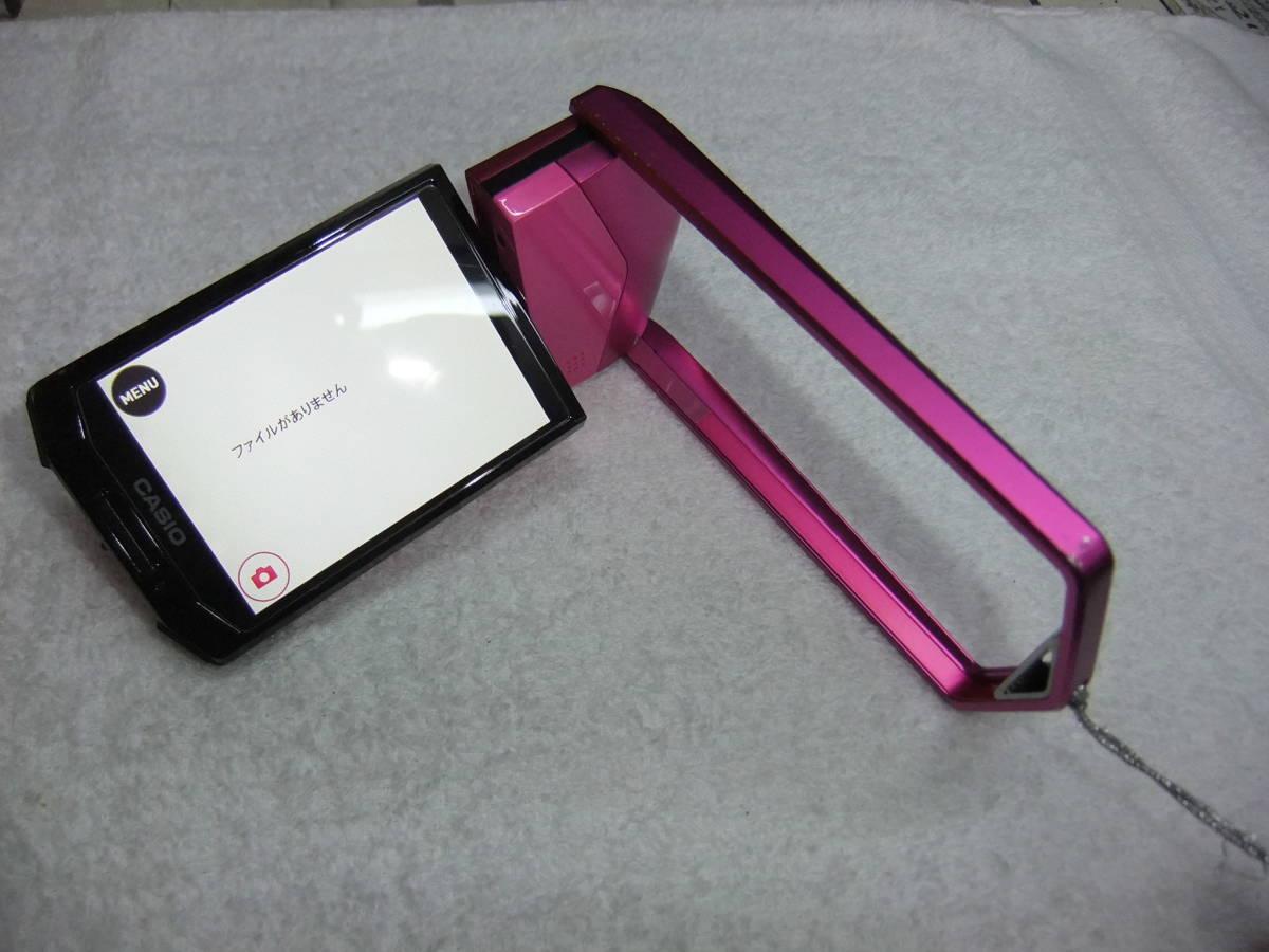 カシオ CASIO EX-TR700 1200万画素 ケース,SD16GB付_画像7