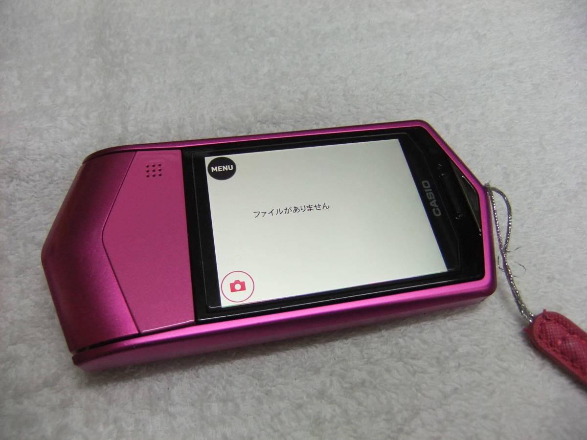 カシオ CASIO EX-TR700 1200万画素 ケース,SD16GB付_画像5