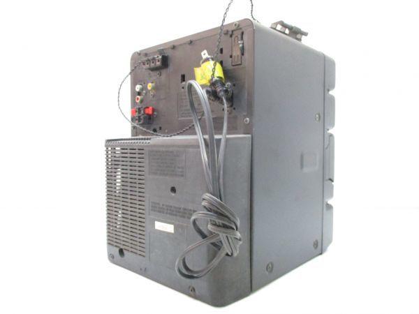 □パナソニック システムコンポ SA-CH310G スピーカー SB-CH310 6361 高音質 A-1□_画像3