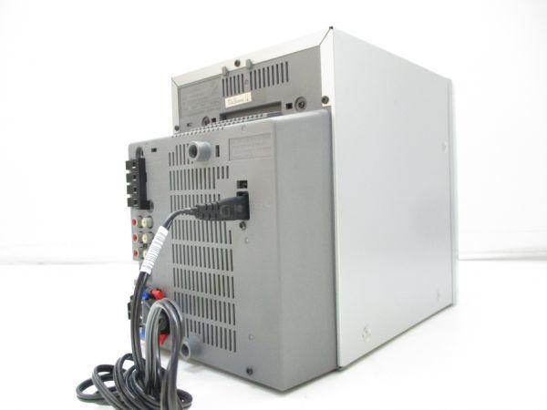 □Panasonic パナソニック SA-PM70MD 5連CDチェンジャー/5連MDチェンジャー 3888 スピーカー SB-PM70 高性能 高音質 A-1□_画像3