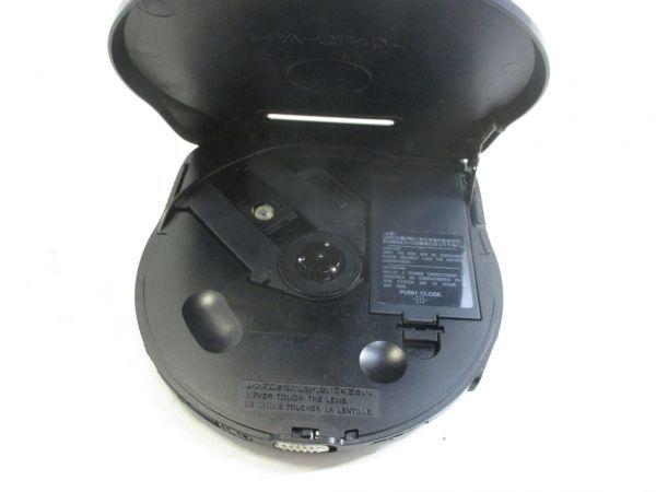 ○ソニー SONY CDウォークマン WALKMAN D-E900 ジャンク A-41119○_画像6
