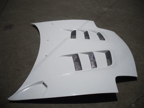 マツダ サバンナ RX7 FD3S RG-STYLE ボンネット FRP_画像3