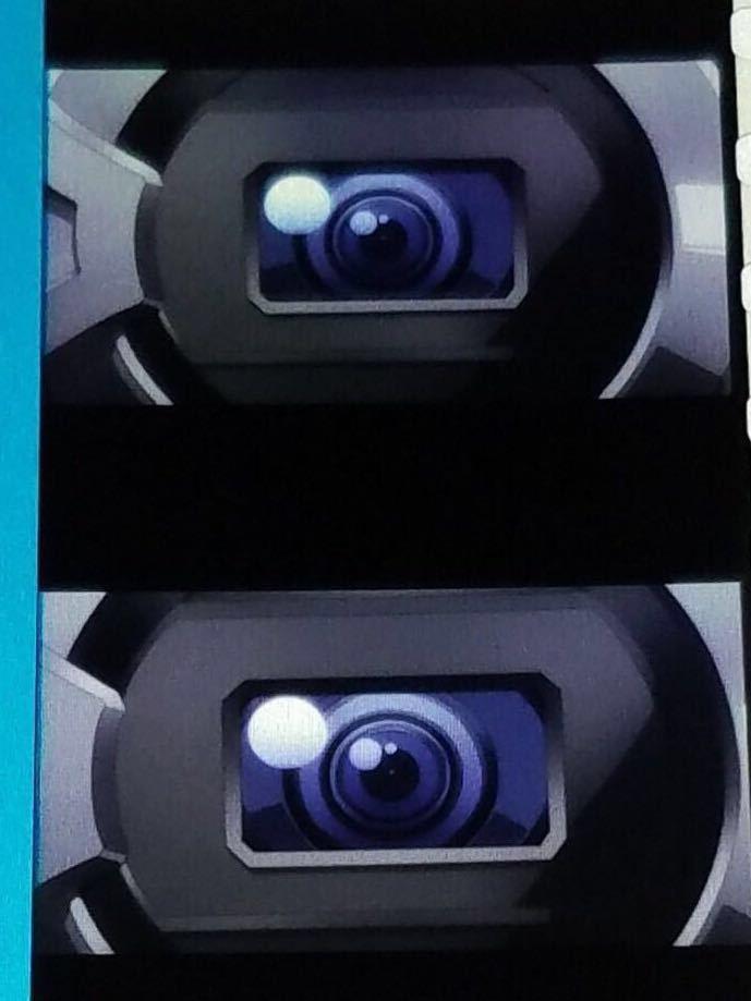 Aqoursの輝跡 フィルム カメラ レンズ ラブライブ サンシャイン 映画 劇場版 入場者プレゼント 特典_画像1