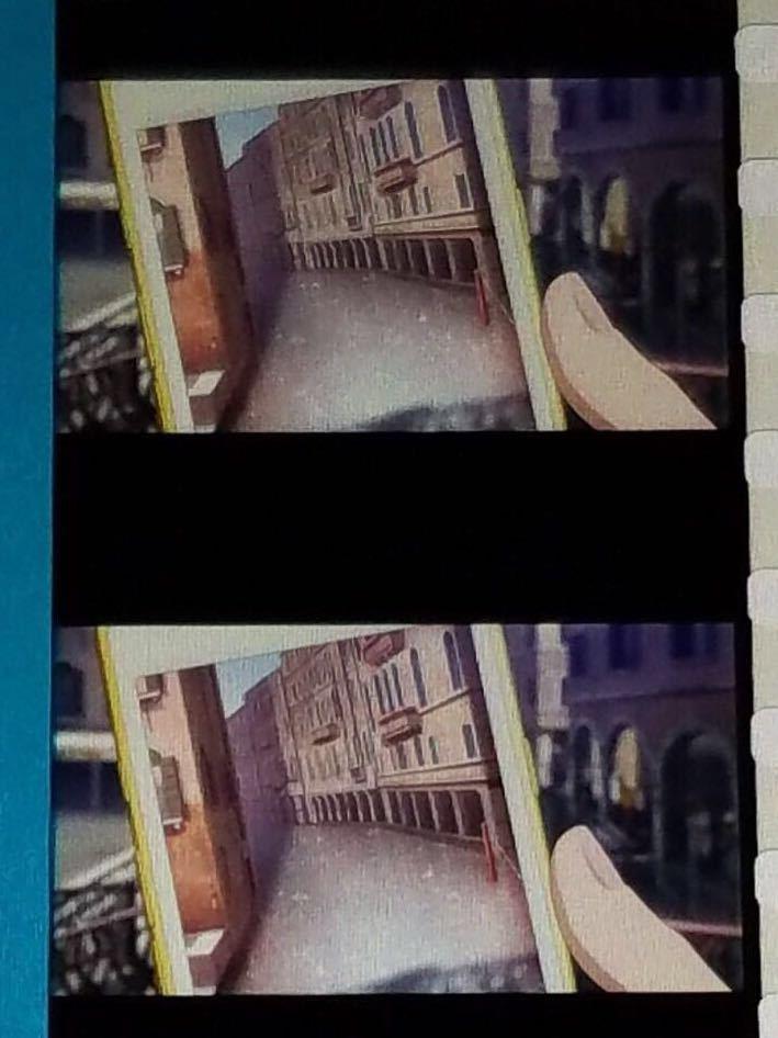 Aqoursの輝跡 フィルム 高海千歌 スマホ 携帯 イタリア ラブライブ サンシャイン 映画 劇場版 入場者プレゼント 特典_画像1