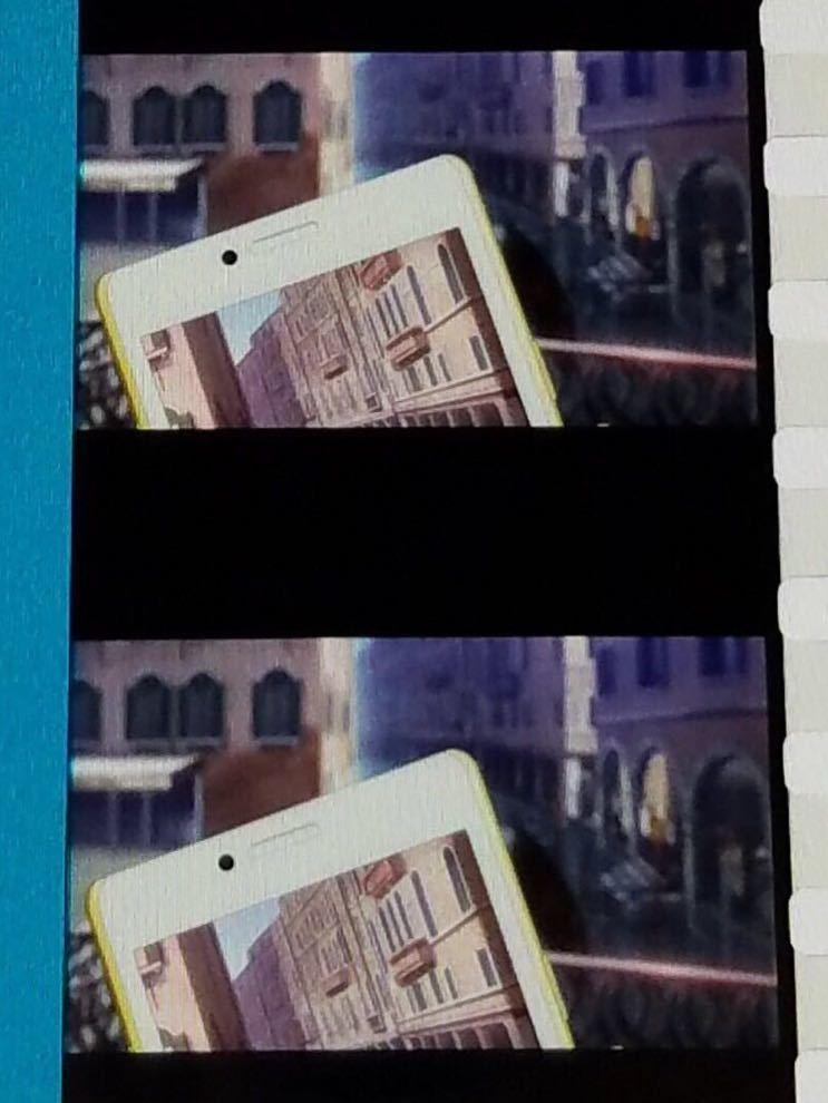 Aqoursの輝跡 フィルム 高海千歌 スマホ 携帯 イタリア ラブライブ サンシャイン 映画 劇場版 入場者プレゼント 特典_画像2