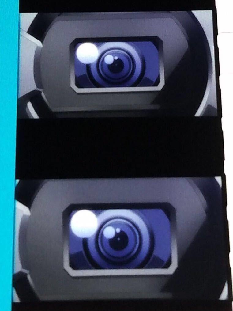 Aqoursの輝跡 フィルム カメラ レンズ ラブライブ サンシャイン 映画 劇場版 入場者プレゼント 特典_画像2