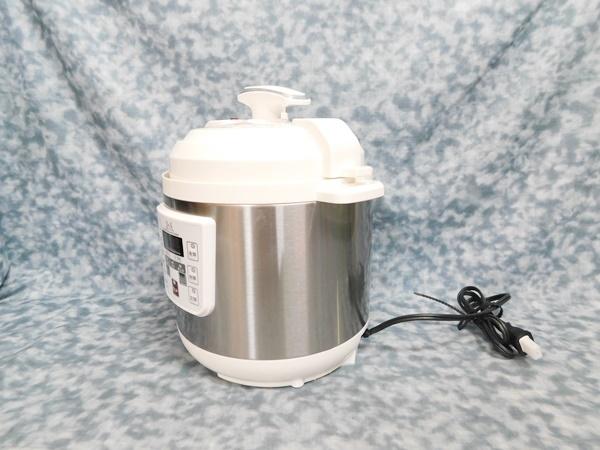 D&S 家庭用マイコン電気圧力鍋 STL-EC25G_画像3