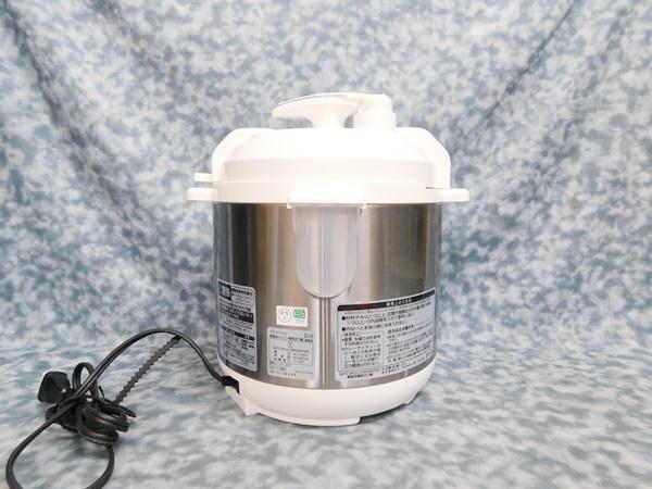 D&S 家庭用マイコン電気圧力鍋 STL-EC25G_画像4