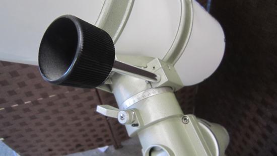 Vixen/ビクセン 天体望遠鏡 VG-R200SS 三脚付き 反射望遠鏡筒 ニュートン_画像7
