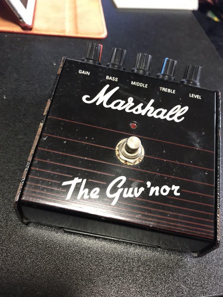 英国製 Marshall The Guv'nor