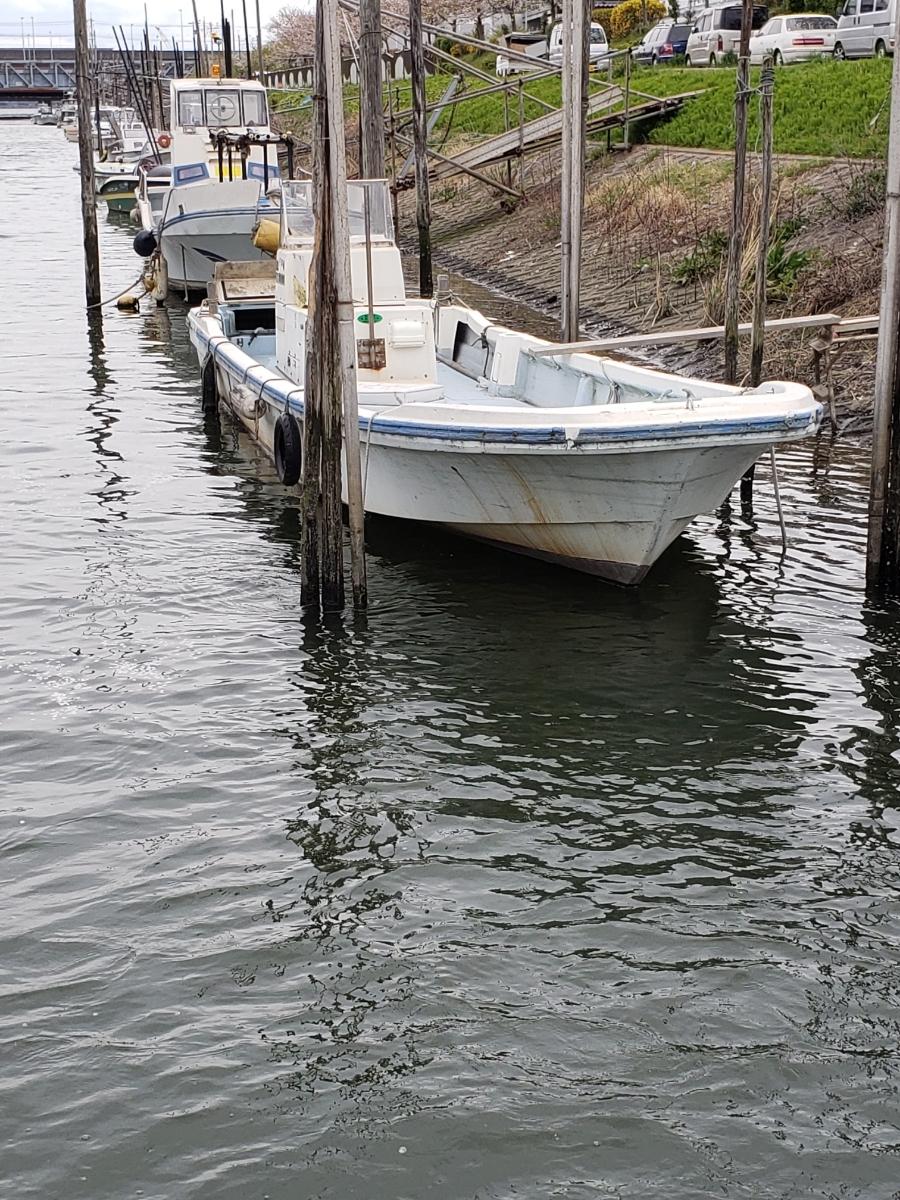 ヤマハ ドライブ和船_画像7