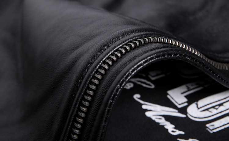 高級品ラムスキン★サイズ選択可★上層羊革レザージャケットレザーコート ライダース バイクウェ アカジュアル アウター革ジャン75S395_画像5