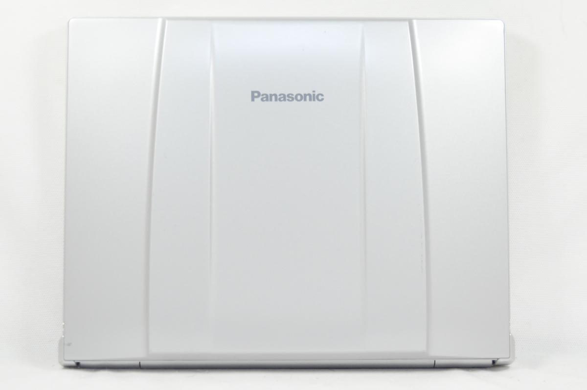 超美品 軽量 win10 office2016 即使用 Panasonic Let's note CF-Y9 高速Core2/2G/大容量HDD250GB/無線/DVD 即決メモリ3GBへ無料 #112_画像6