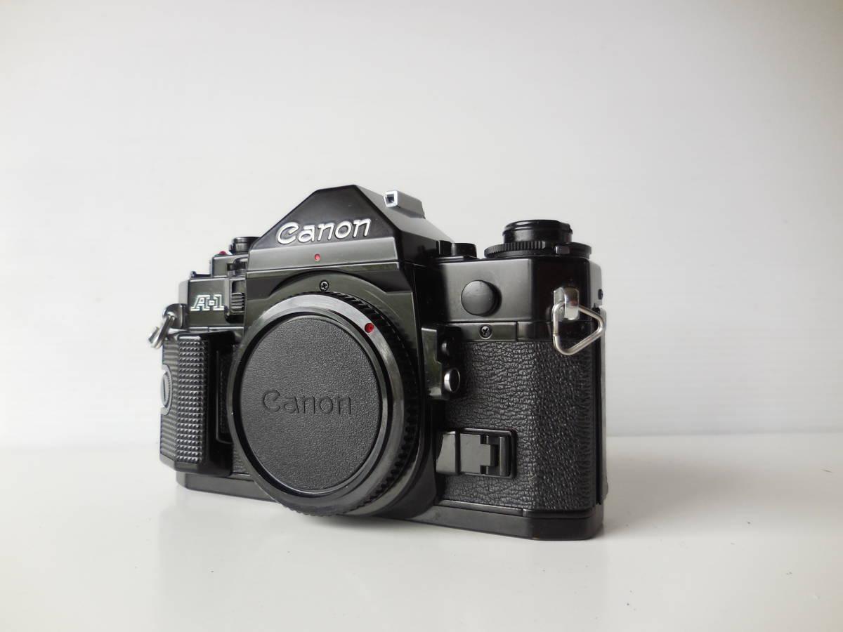 キヤノン CANON A-1(シャッター鳴き無し)  動作品