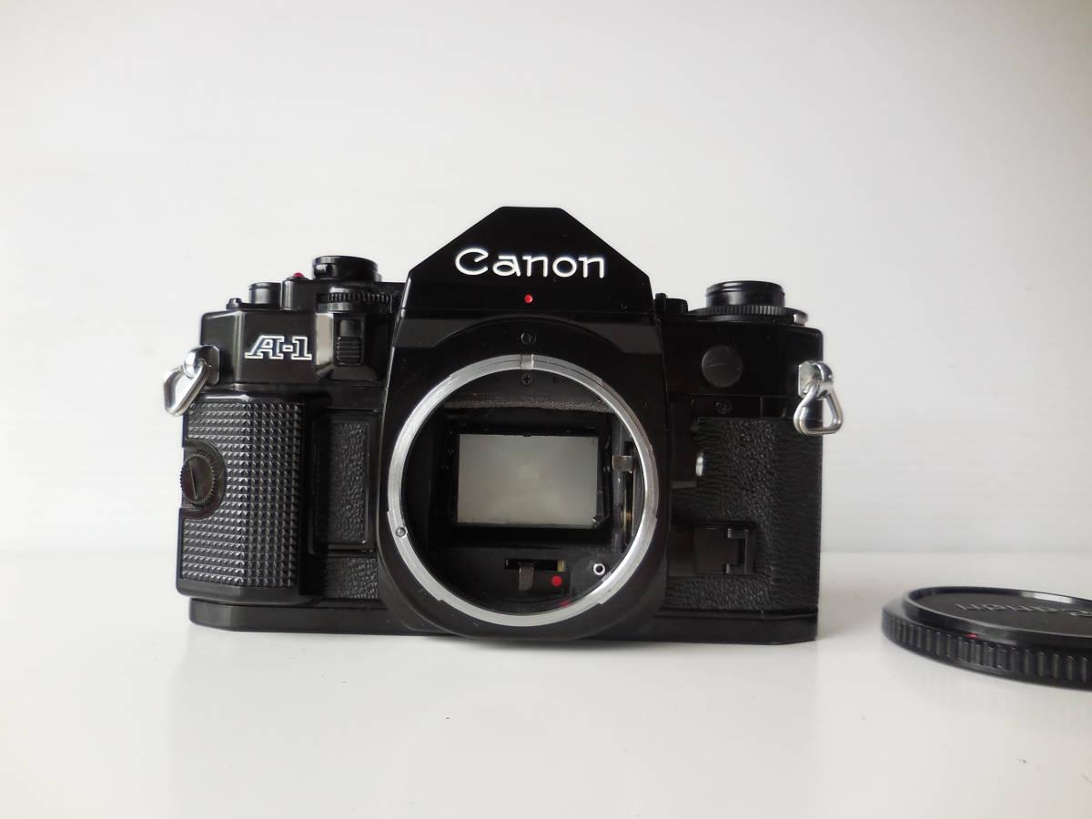キヤノン CANON A-1(シャッター鳴き無し)  動作品_画像5