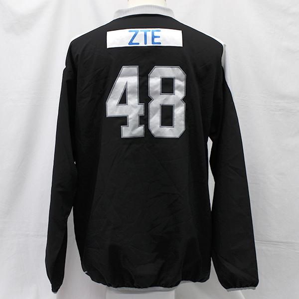 [チャリティ]福岡ソフトバンクホークス 岡本健投手 ウォームアップシャツ(ビジター長袖)