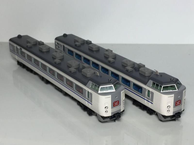 TOMIX 92496 JR485系はくたか基本セット_画像3