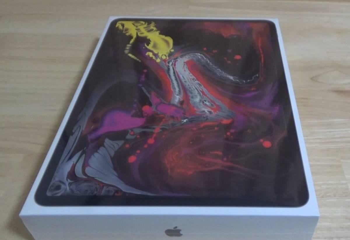 【新品未開封】Apple iPad Pro (12.9インチ, Wi-Fi, 256GB) - スペースグレイ